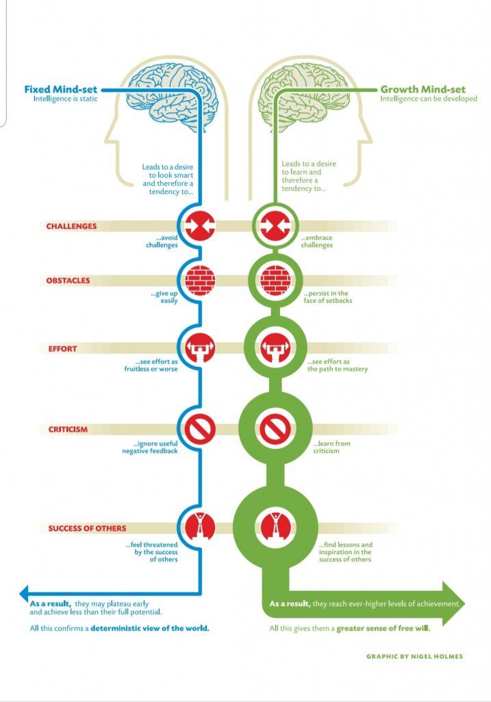 Developing Growth Mindset